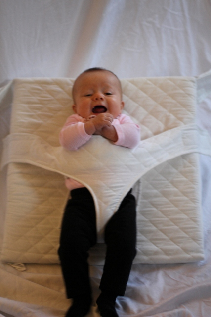 Ultra Deluxe I Bassinet Preemie Ar Pillow Package
